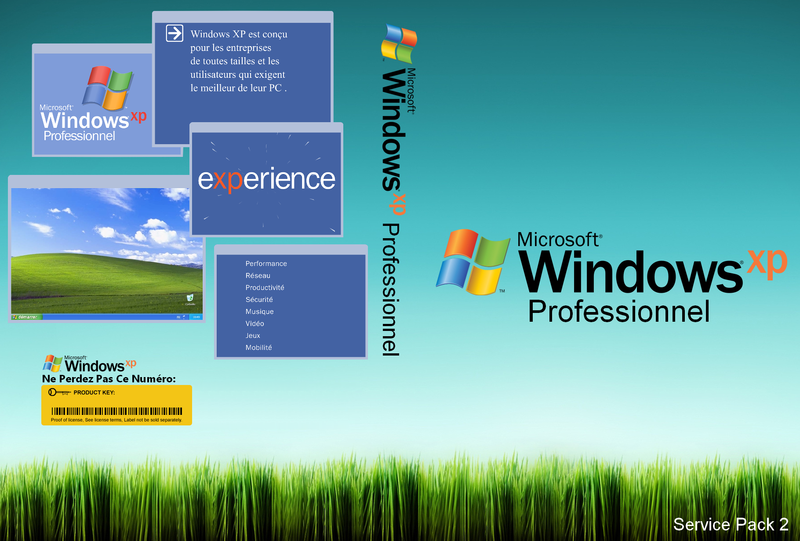 Windows Xp SP2 Product Key Free Download [ 32bit + 64bit ]