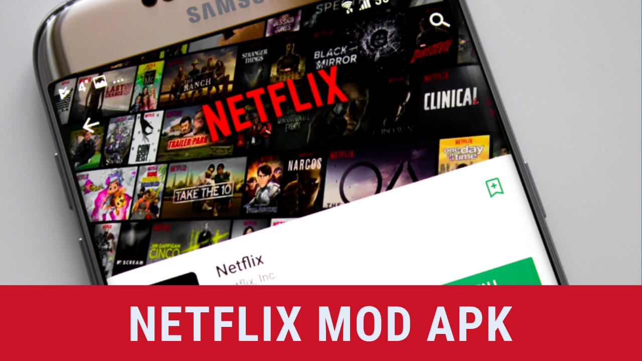 Download Netflix Apk Mod Premium 2020 [ iOS Pc Android ]